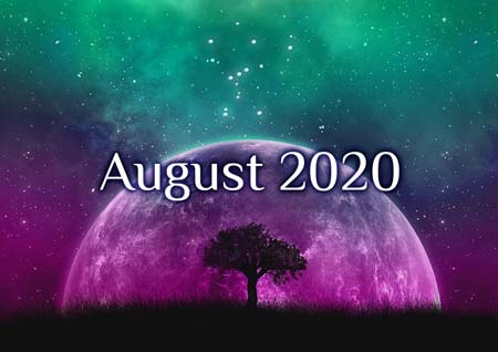 Celtic Gaia Tarot – August 2020 Readings